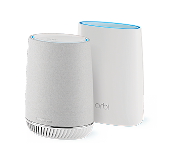 NETGEAR Mesh WiFi System & Smart Speaker