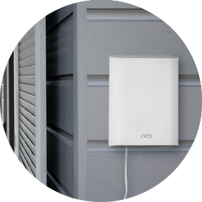 High-speed WiFi - now to your pool, shed or the barn.