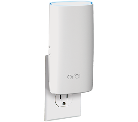 NETGEAR Add-on Orbi Wall-Plug Satellite