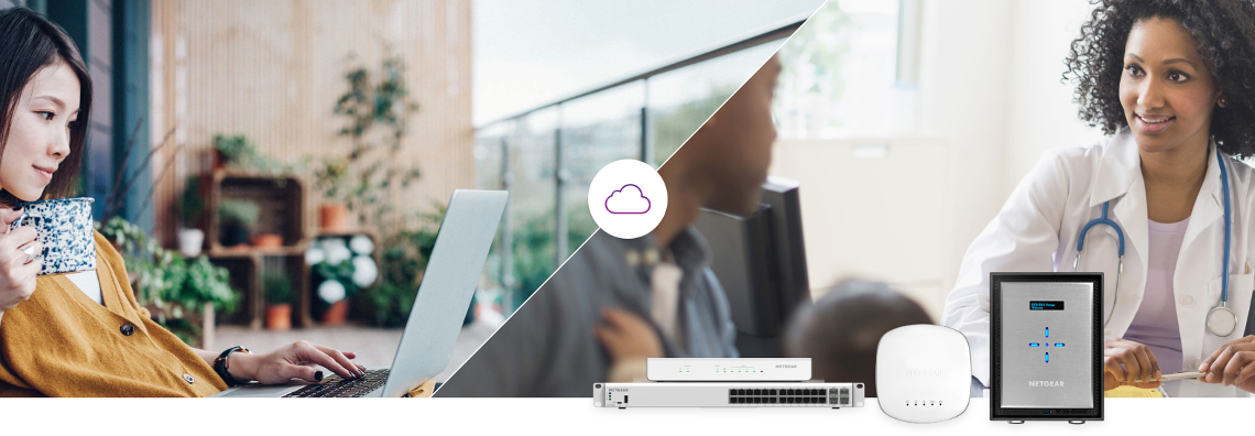 CLOUD ENABLED NETWORK CONTROL FROM ANYWHERE