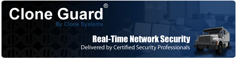 Clone Guard Real-Time Network Security