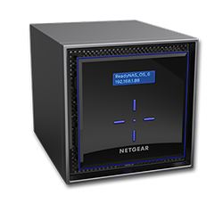 NETGEAR ReadyNAS 424 Series
