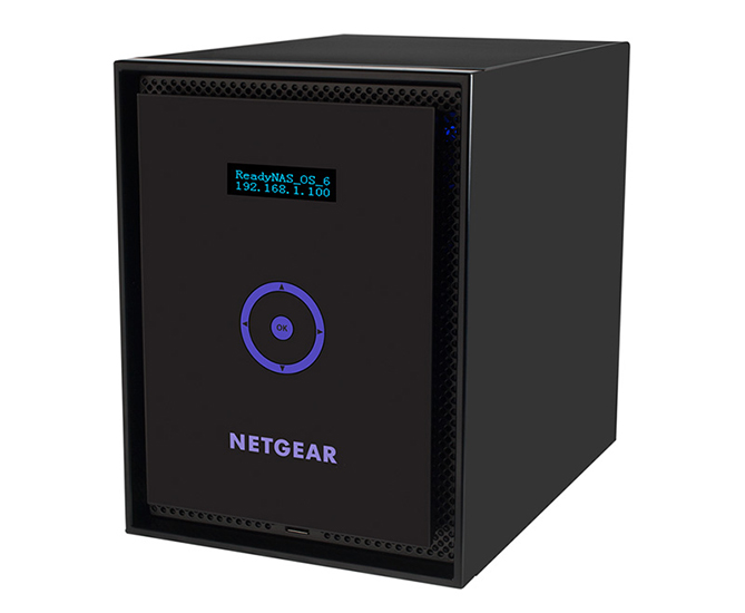 NETGEAR ReadyNAS 516 Series