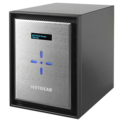 NETGEAR ReadyNAS 526X Series