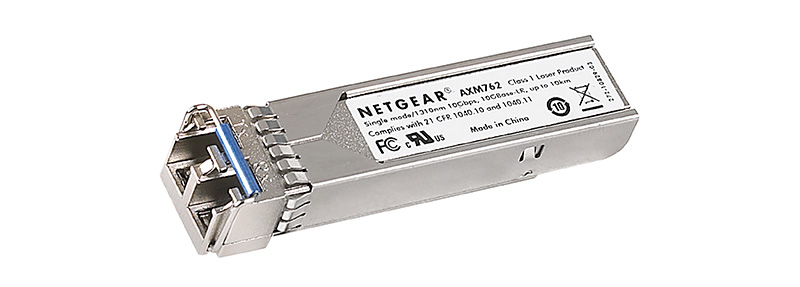 NetGear AXM763 10 =base T Switch Module
