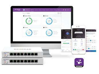 Insight Managed Gigabit Ethernet Smart Cloud Switches