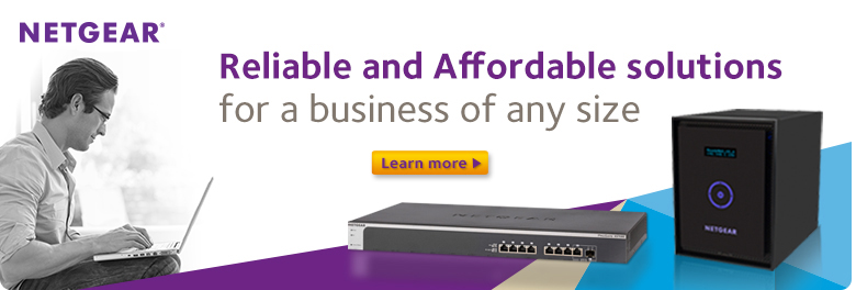 NETGEAR Intelligent Edge M4100 Series
