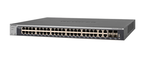ProSAFE XS748T 48-Port 10-Gigabit Ethernet Smart Managed Switch with 4 Dedicated SFP+ Ports